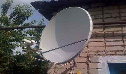 Спутниковые антенны как сделать самому